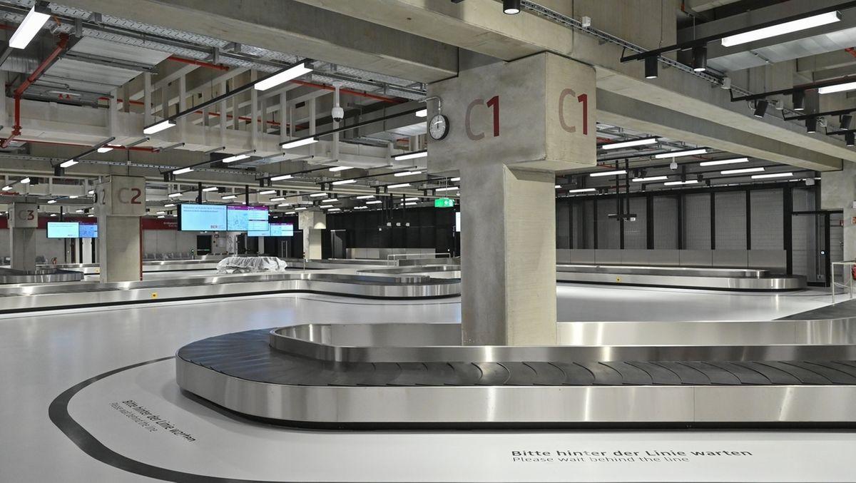 BER-Terminal 2 ist betriebsbereit