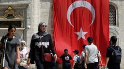 Türkei - Wirtschaft   Bild:dpa-Bildfunk/Lefteris Pitarakis