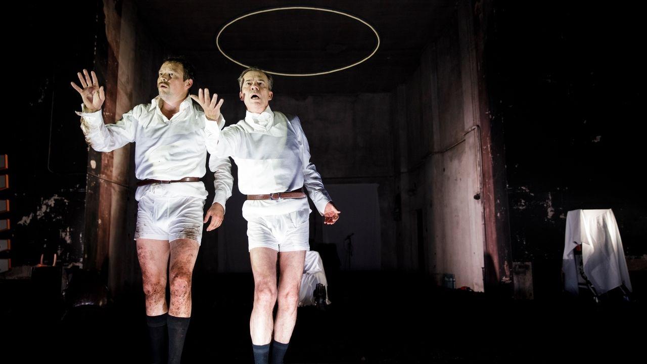 """Schauspiel """"Siegfried"""" in Bayreuth"""