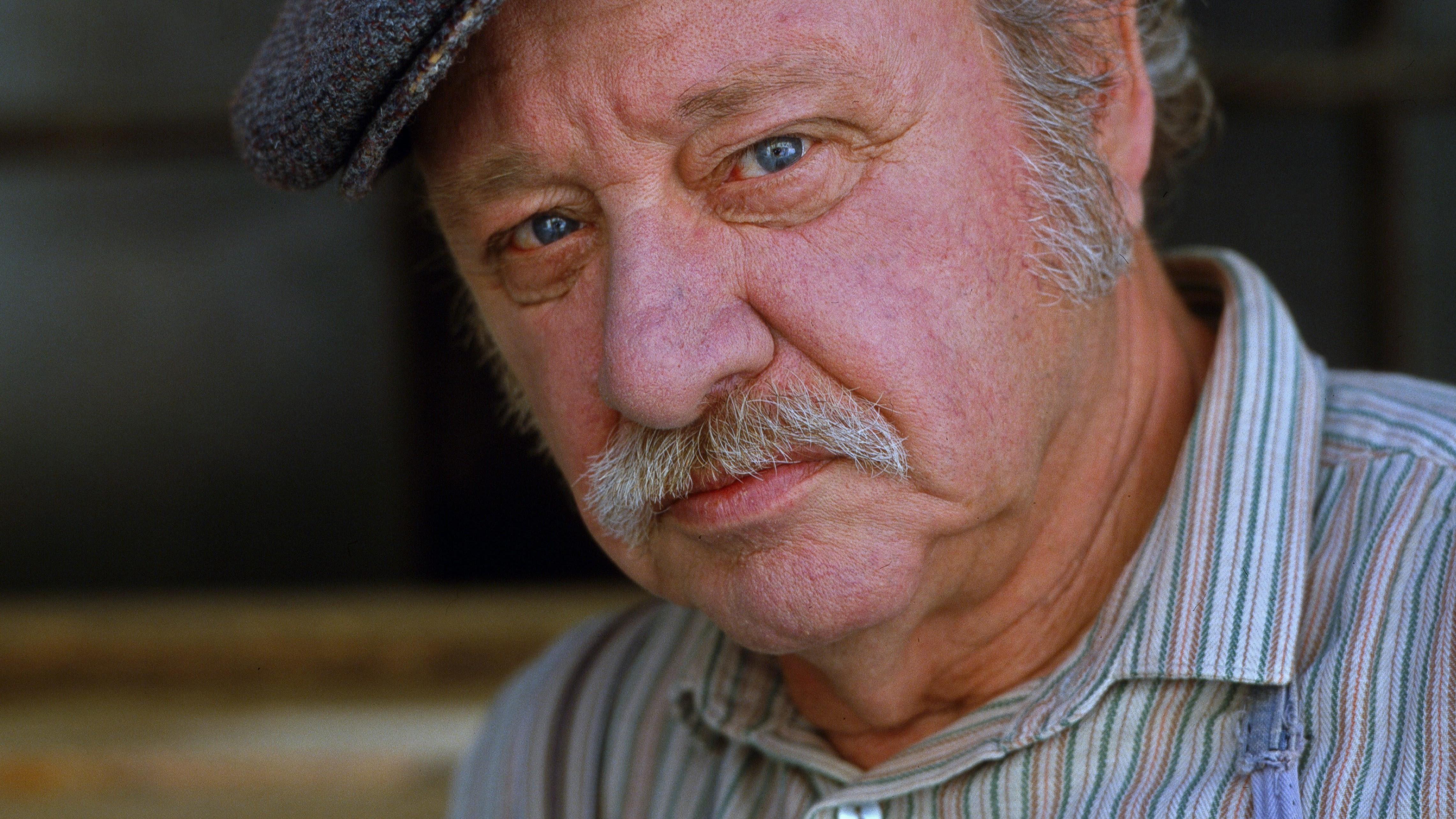 Schauspieler Gustl Bayrhammer (Archivbild 1994)