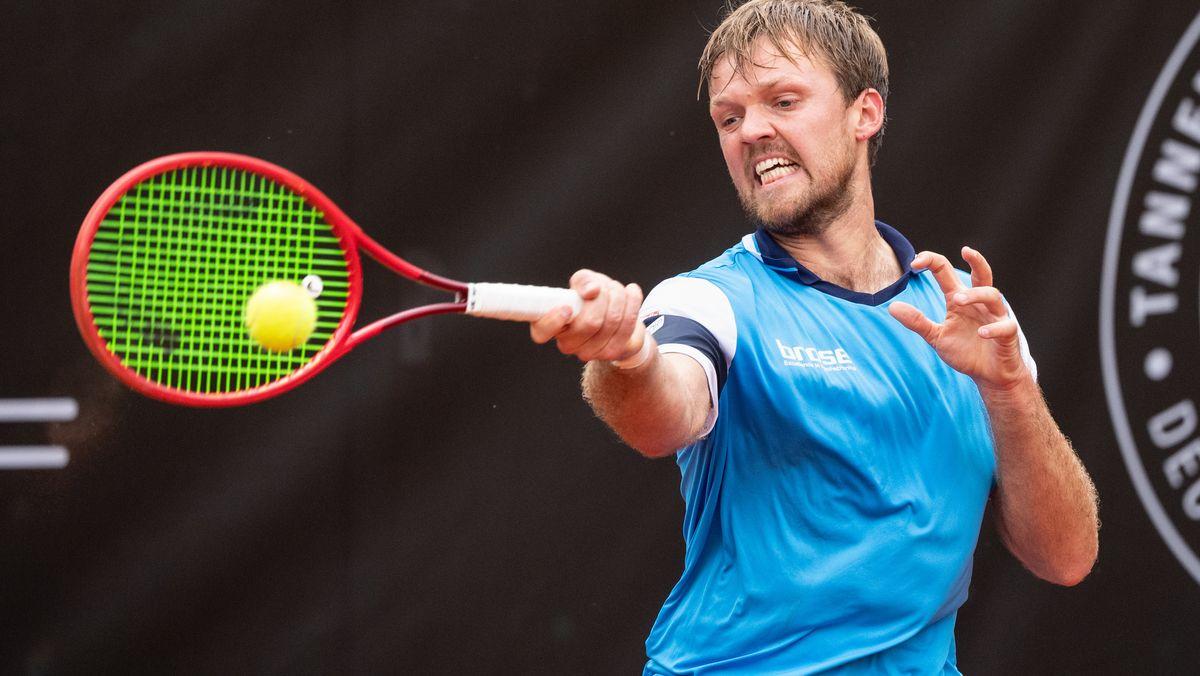 Tennisspieler Kevin Krawietz