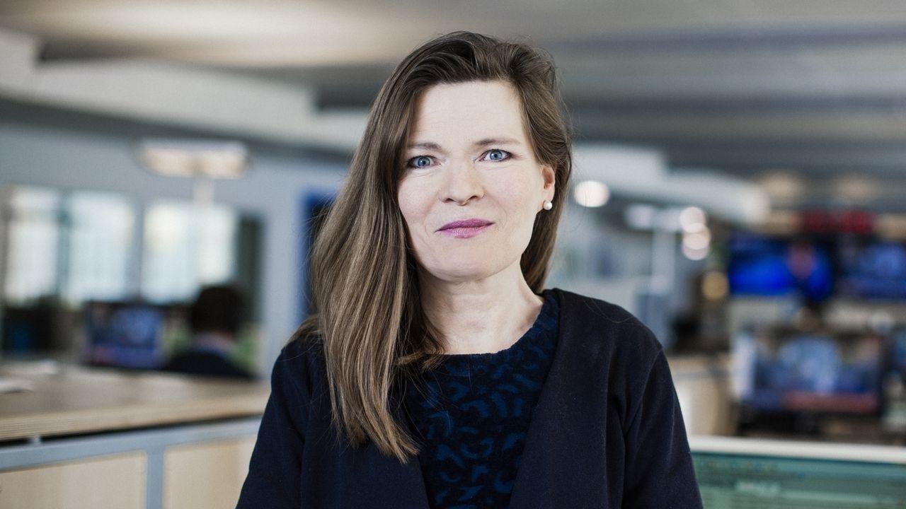 BR-Wirtschaftsexpertin Margit Siller