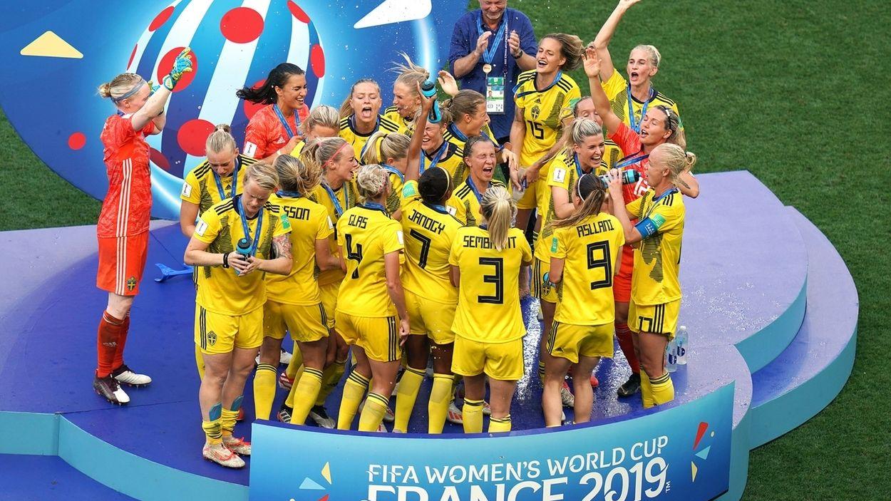 Frauenfußball-WM - England - Schweden
