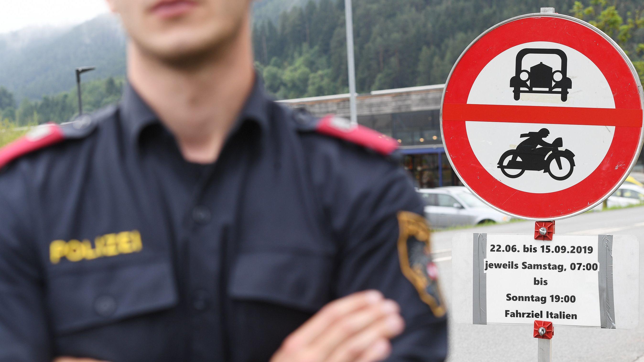 Tiroler Fahrverbote
