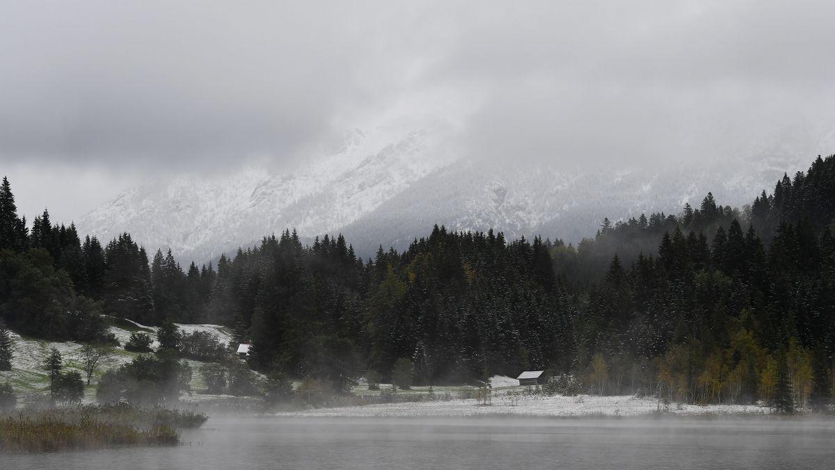 Krün im Landkreis Garmisch-Partenkirchen