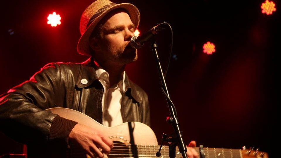 Musiker Tobias Kuhn