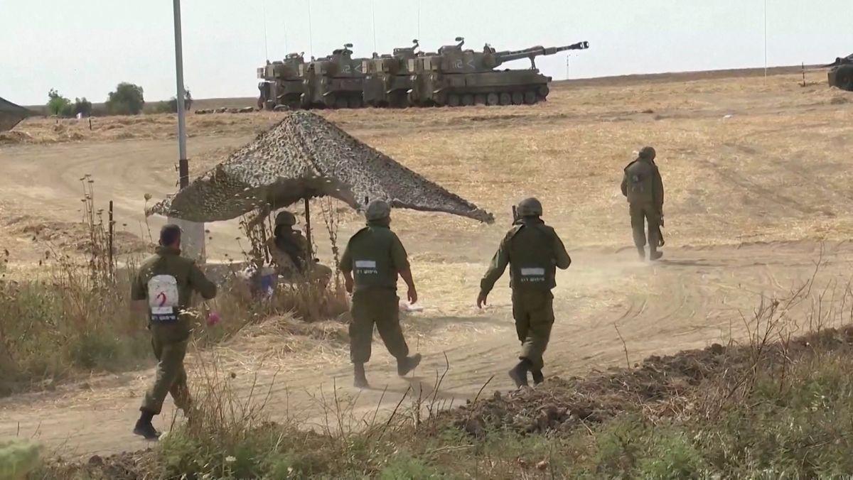 Nahost-Konflikt: Israel und Hamas setzen Angriffe fort