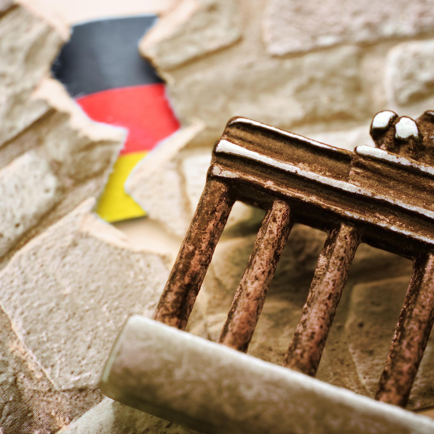 """Die deutsche Wiedervereinigung - """"Wir sind ein Volk!"""""""