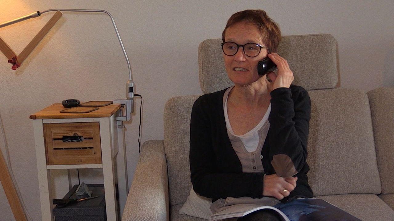 Anruf des Bundespräsidenten bei der Würzburger Telefonseelsorge