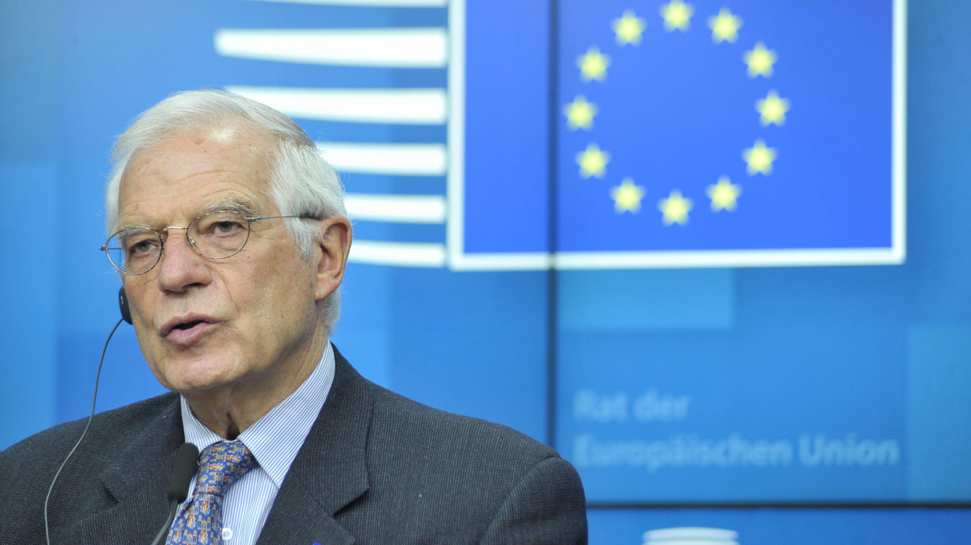 EU-Außenbeauftragter Josep Borell