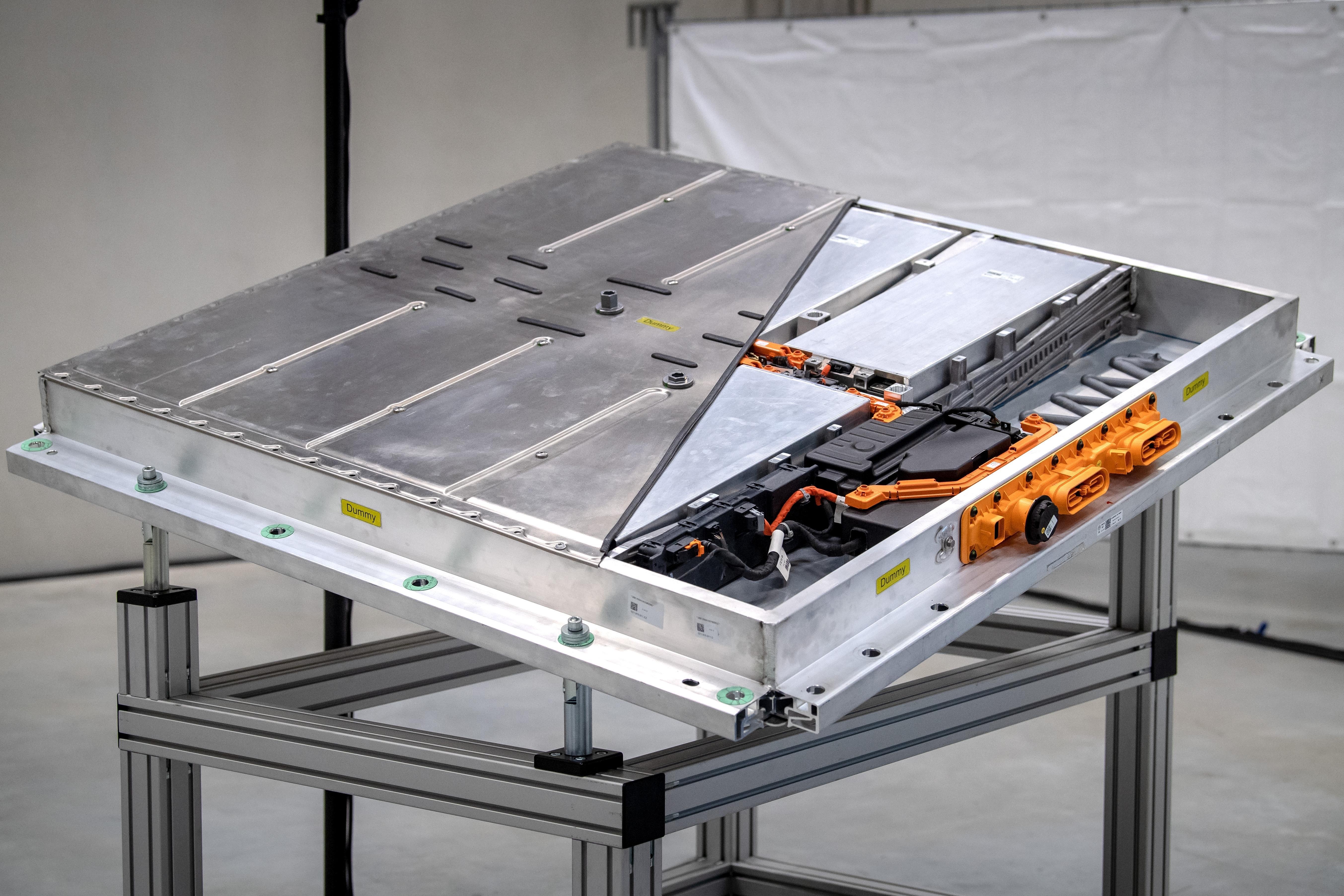 EU-Kommission billigt milliardenschwere Batterie-Förderung
