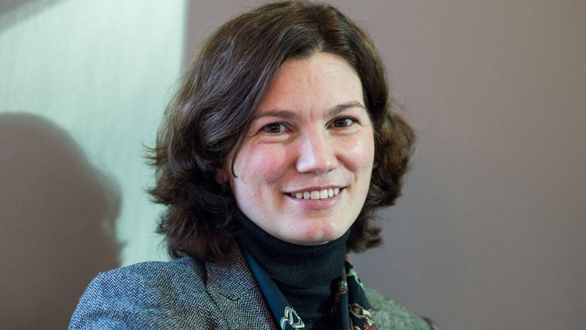 Die Regensburger Landrätin Tanja Schweiger (FW).