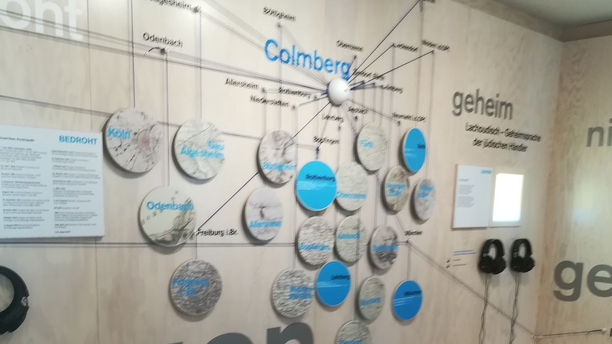 Dokumentationszentrums in Colmberg.