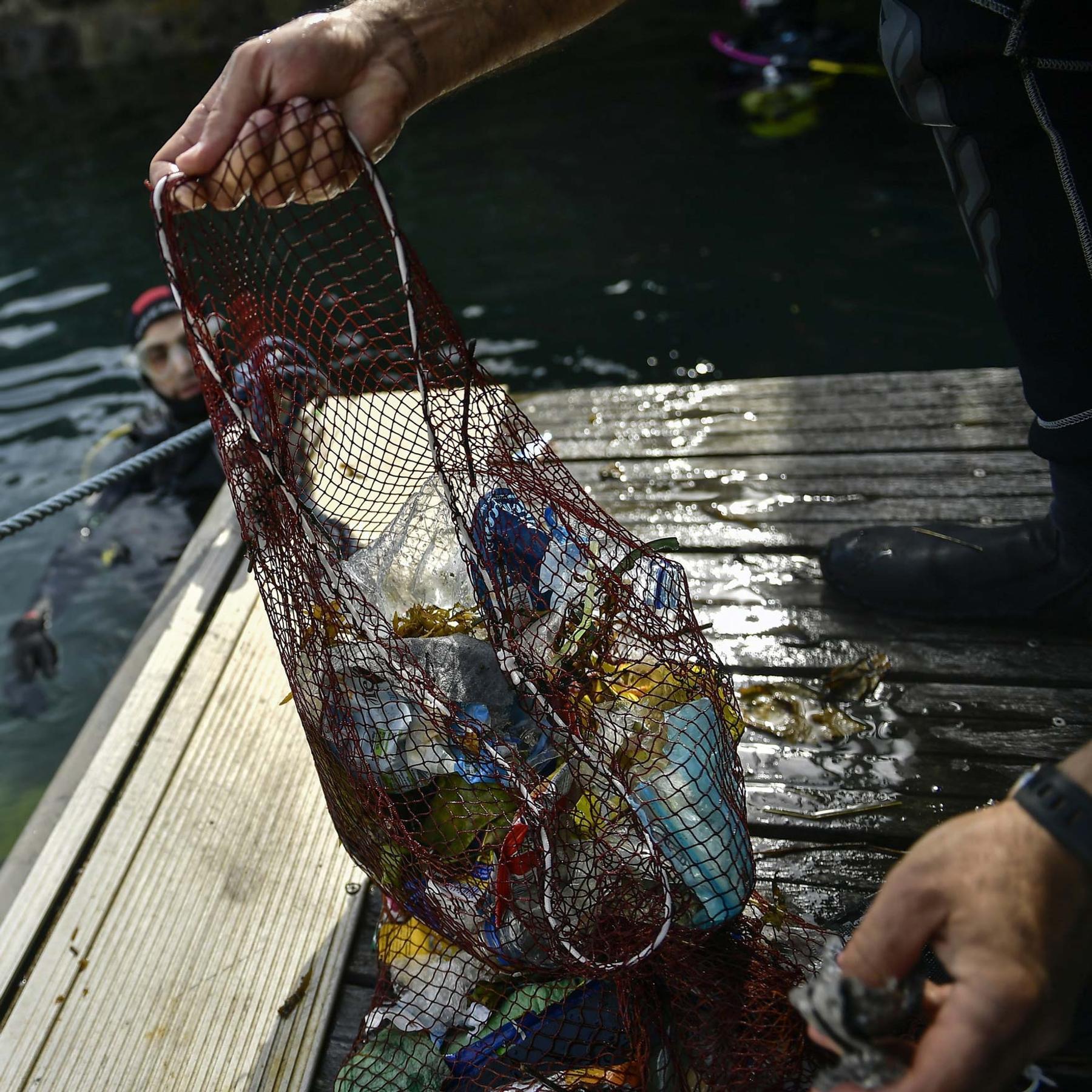 Die Vermüllung der Umwelt - Wie Plastik reduziert werden kann