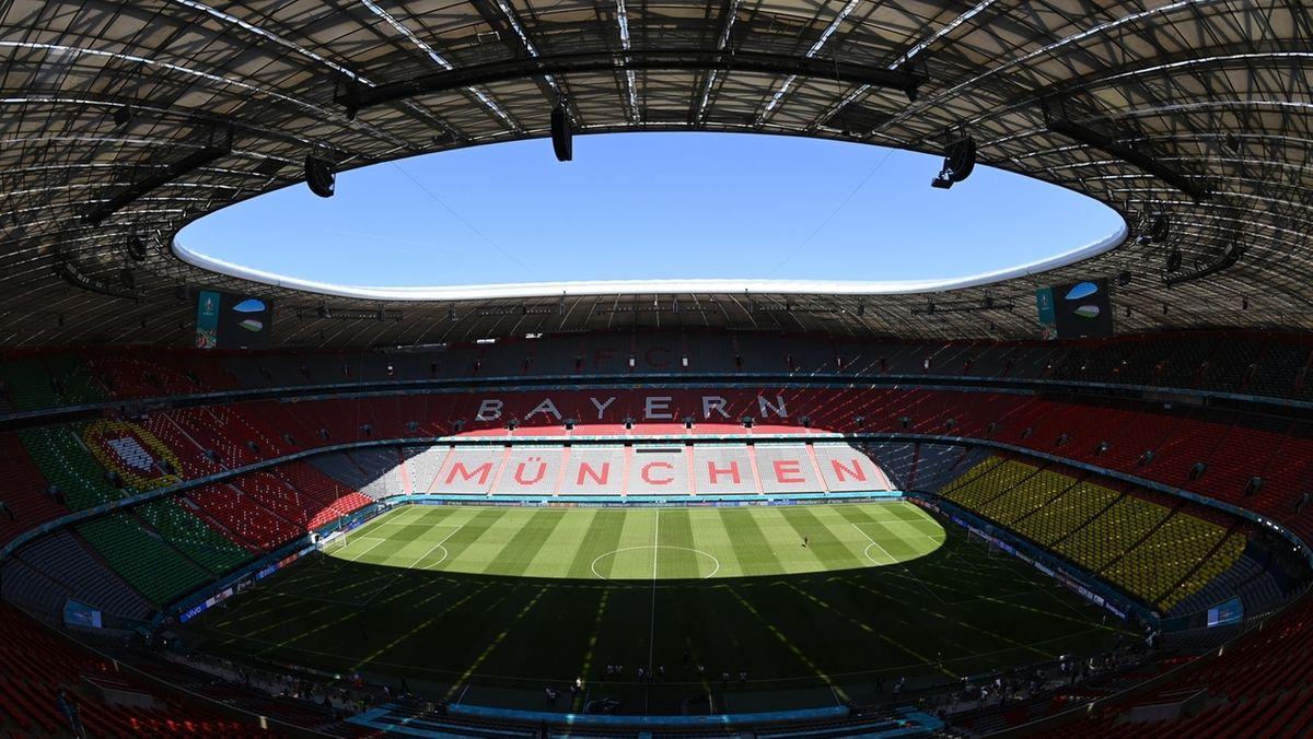 Fußball EM - Abschlusstraining Portugal