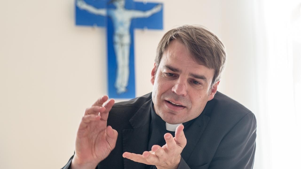 Bischof Stefan Oster aus Passau