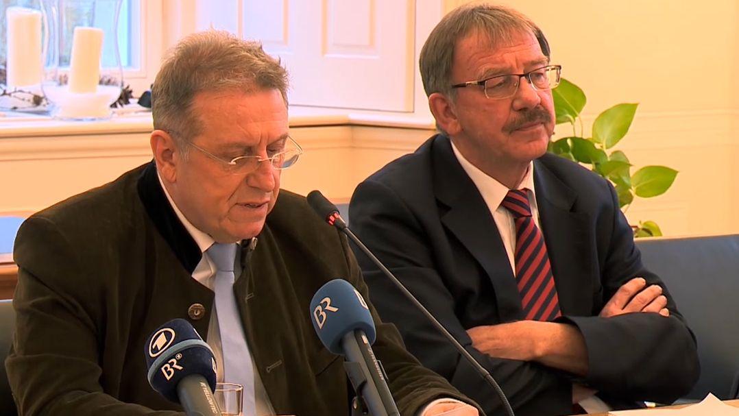 Zwei Anzeigen gegen Kulmbachs Oberbürgermeister
