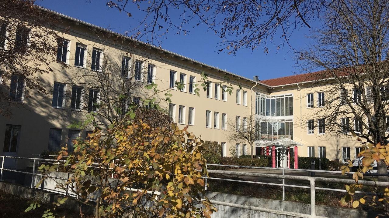 Ankerzentrum Außenstelle Augsburg-Kriegshaber
