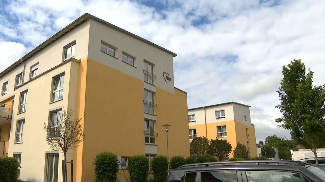 Das AWO-Seniorenheim in Langenzenn