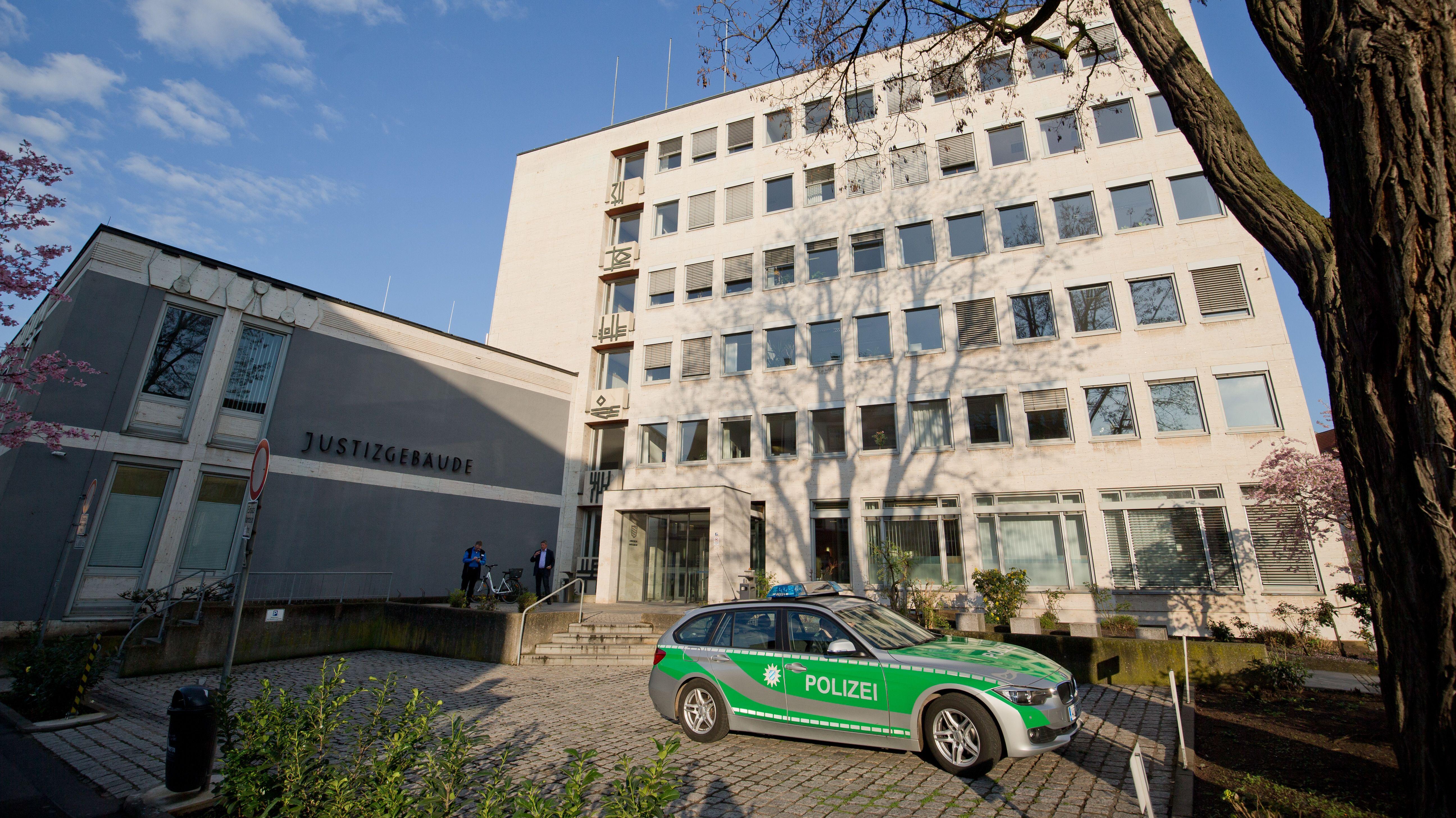 Urteil in Aschaffenburg: Schuss nach Parkplatzstreit