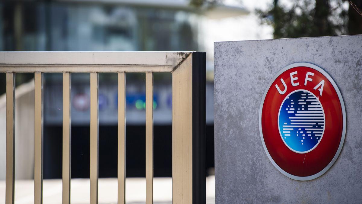 UEFA-Hauptquartier in Nyon
