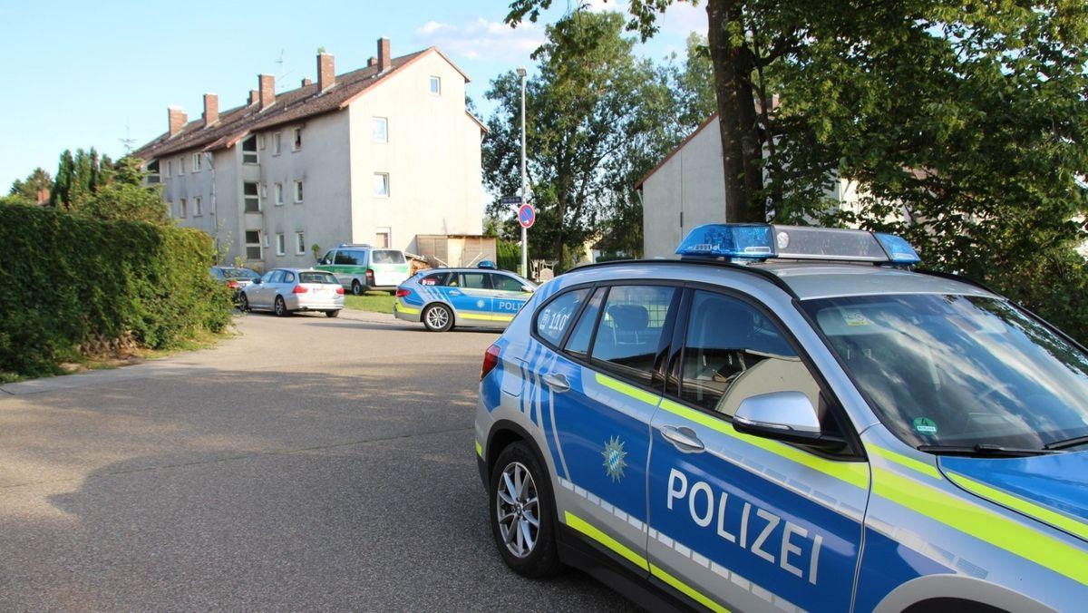 Polizeieinsatz in Hemau