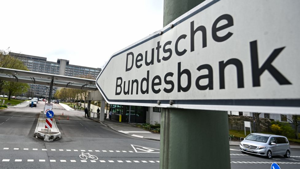 Frankfurter Zentrale der Deutschen Bundesbank
