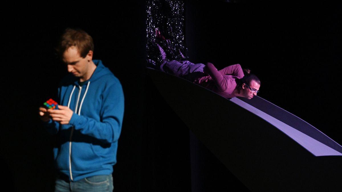 """In """"Patricks Trick"""" beschäftigt sich das Junge Theater Regensburg mit dem Thema Trisomie 21."""