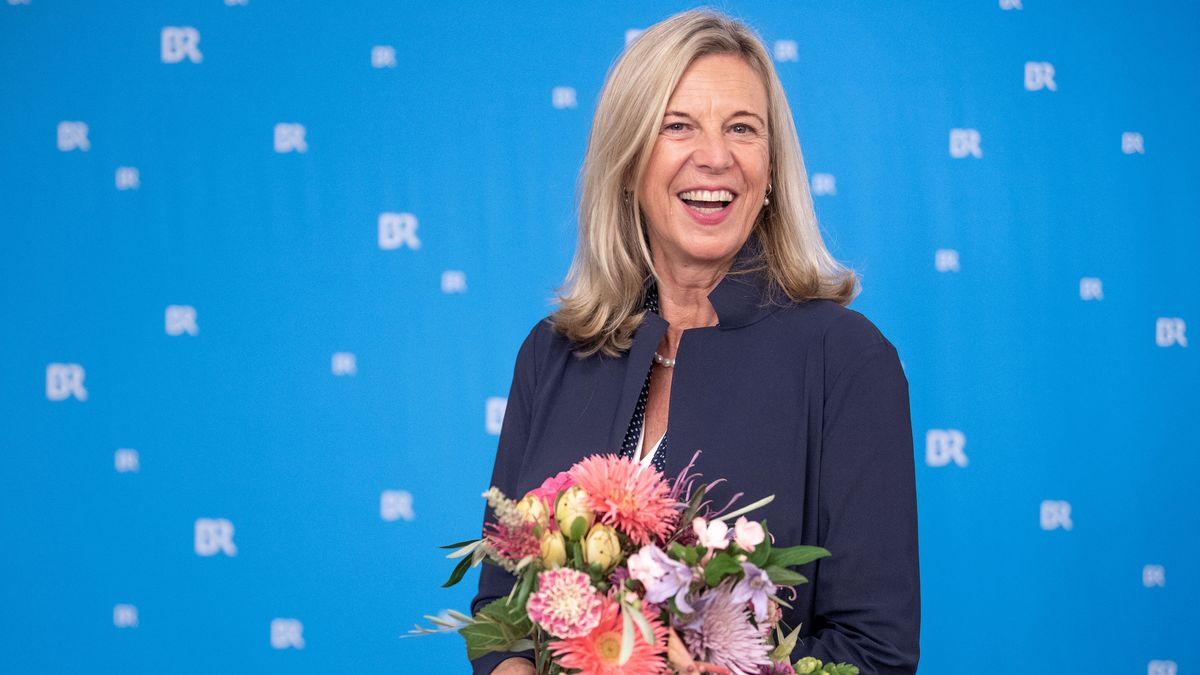 Die frisch gewählte neue Intendantin des Bayerischen Rundfunks, Dr. Katja Wildermuth.