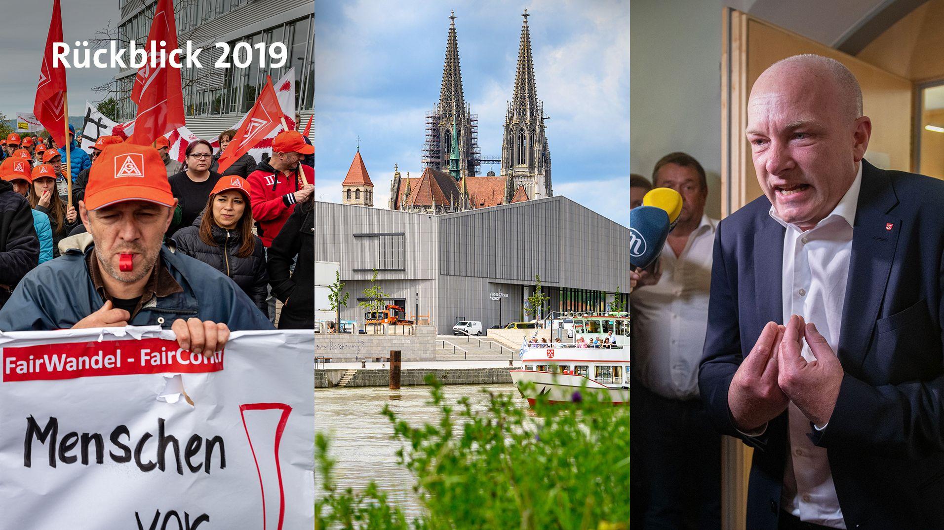 Der Jahresrückblick 2019 für die Oberpfalz