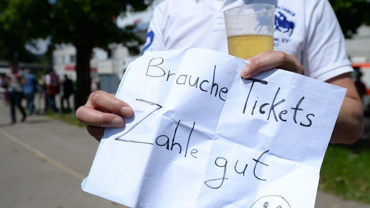Ticket-Schwarzmarkt