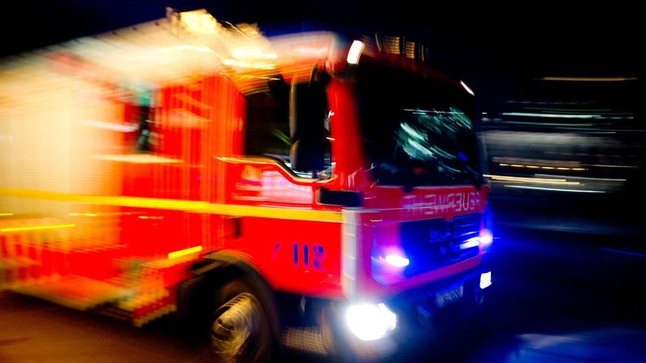 Feuerwehr-Fahrzeug (Symbolbild)