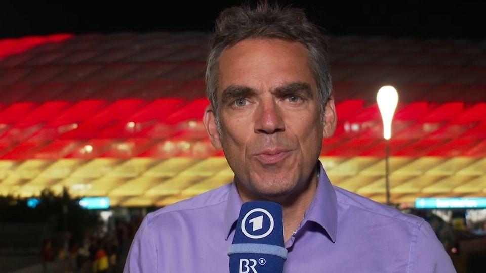 BR-Reporter Dominik Vischer.