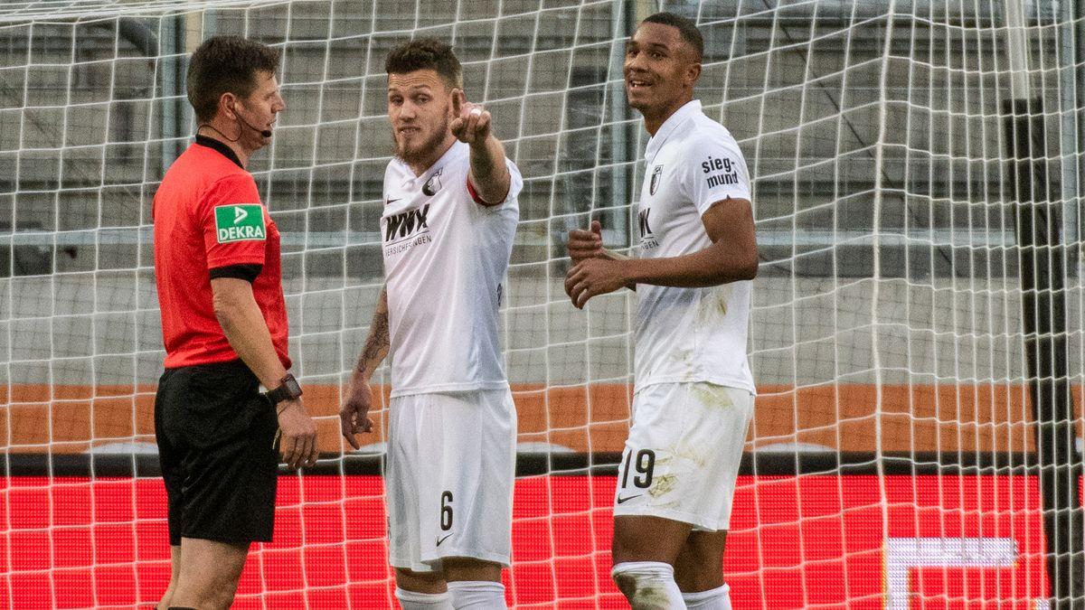 Unzufriedenheit beim FC Augsburg