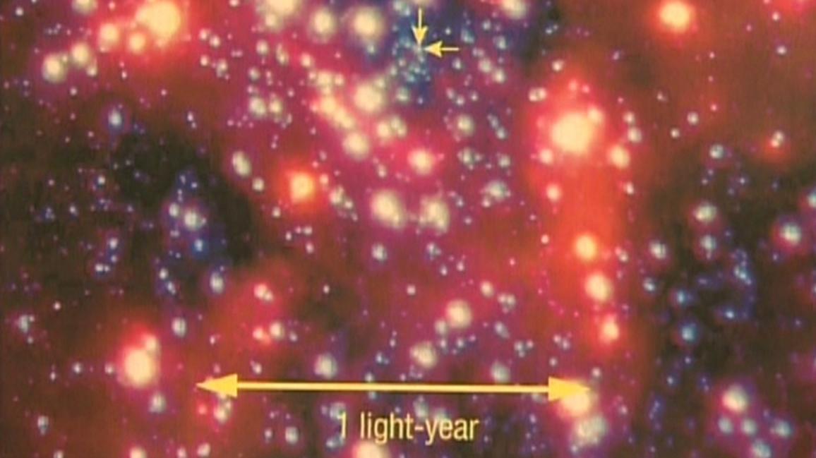 alpha-Centauri | 31.01.2020 : Was gibt's Neues aus dem galaktischen Zentrum?