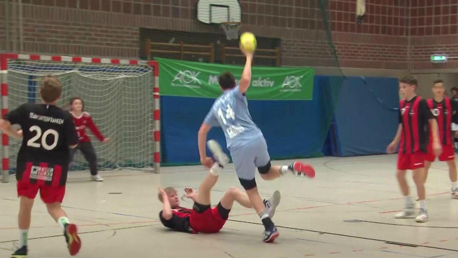 Bayerischer Handball-Verband: Talentsichtung in Ingolstadt