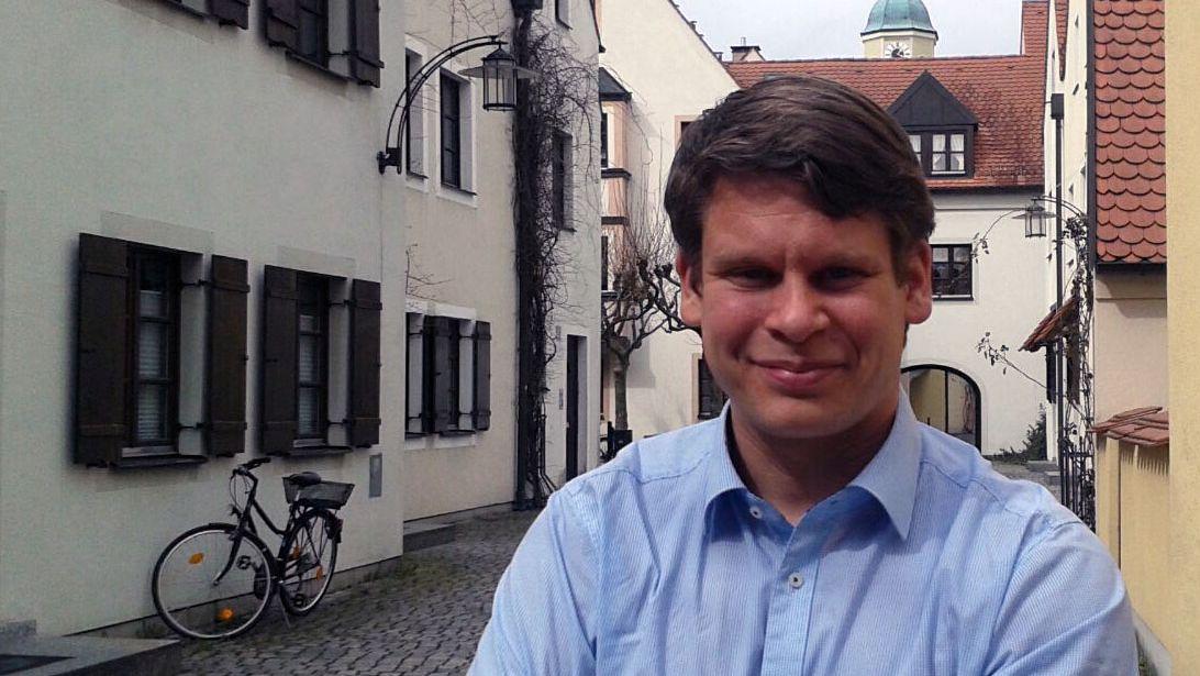 Die CSU Weiden geht mit Benjamin Zeitler als OB-Kandidat in die Kommunalwahl 2020. Der 37-Jährige hat sich im Mitgleiderentscheid durchgesetzt.