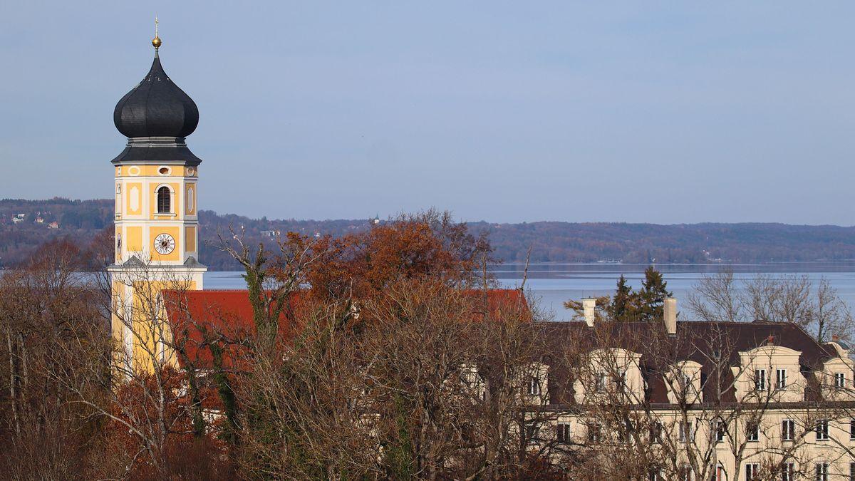 Kloster Bernried.