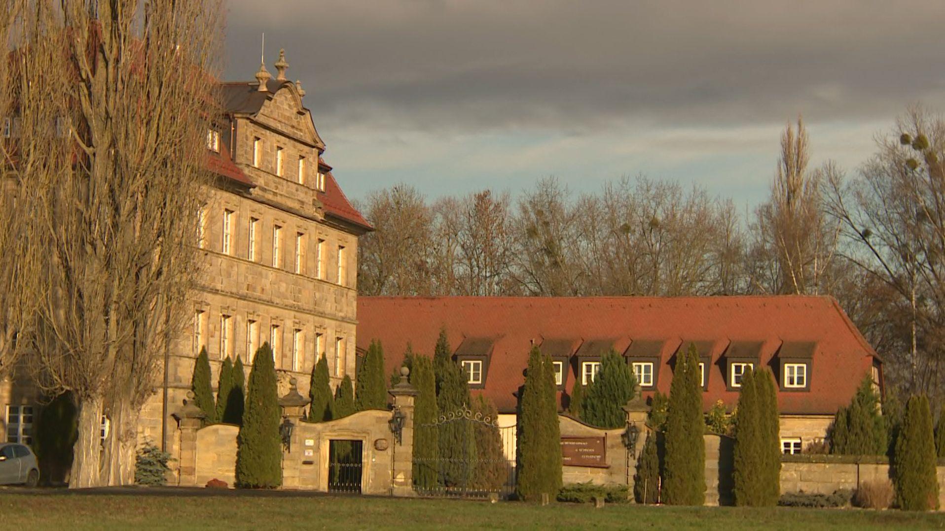 Gebäude der Seniorenresidenz Gleusdorf.