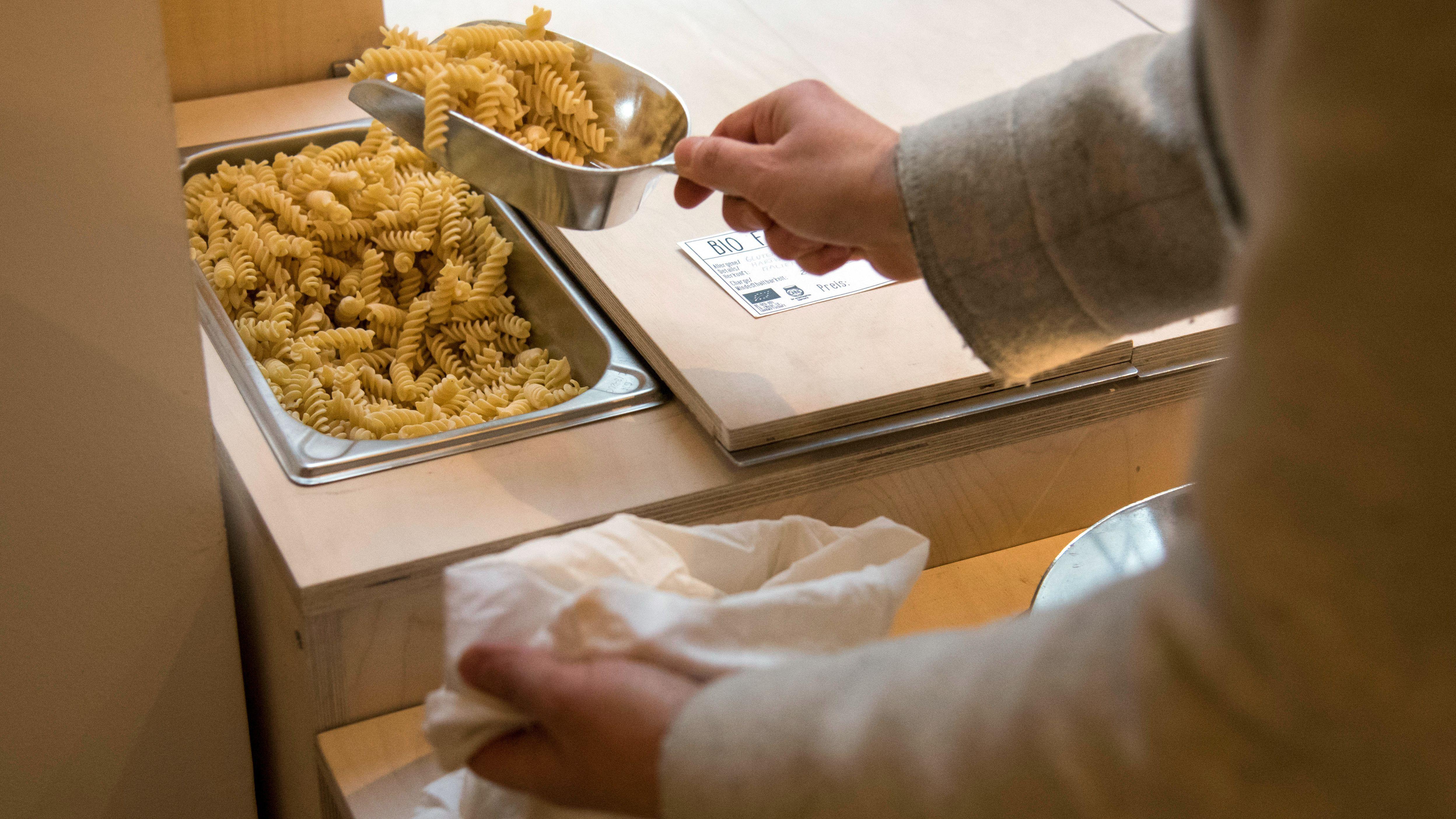 BR24-Umfrage: Jeder dritte Bayer will mehr unverpackte Lebensmittel kaufen