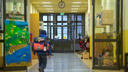 In Sachsen soll nach den Sommerferien der Schulbetrieb wieder normal aufgenommen werden. | Bild:(c) dpa