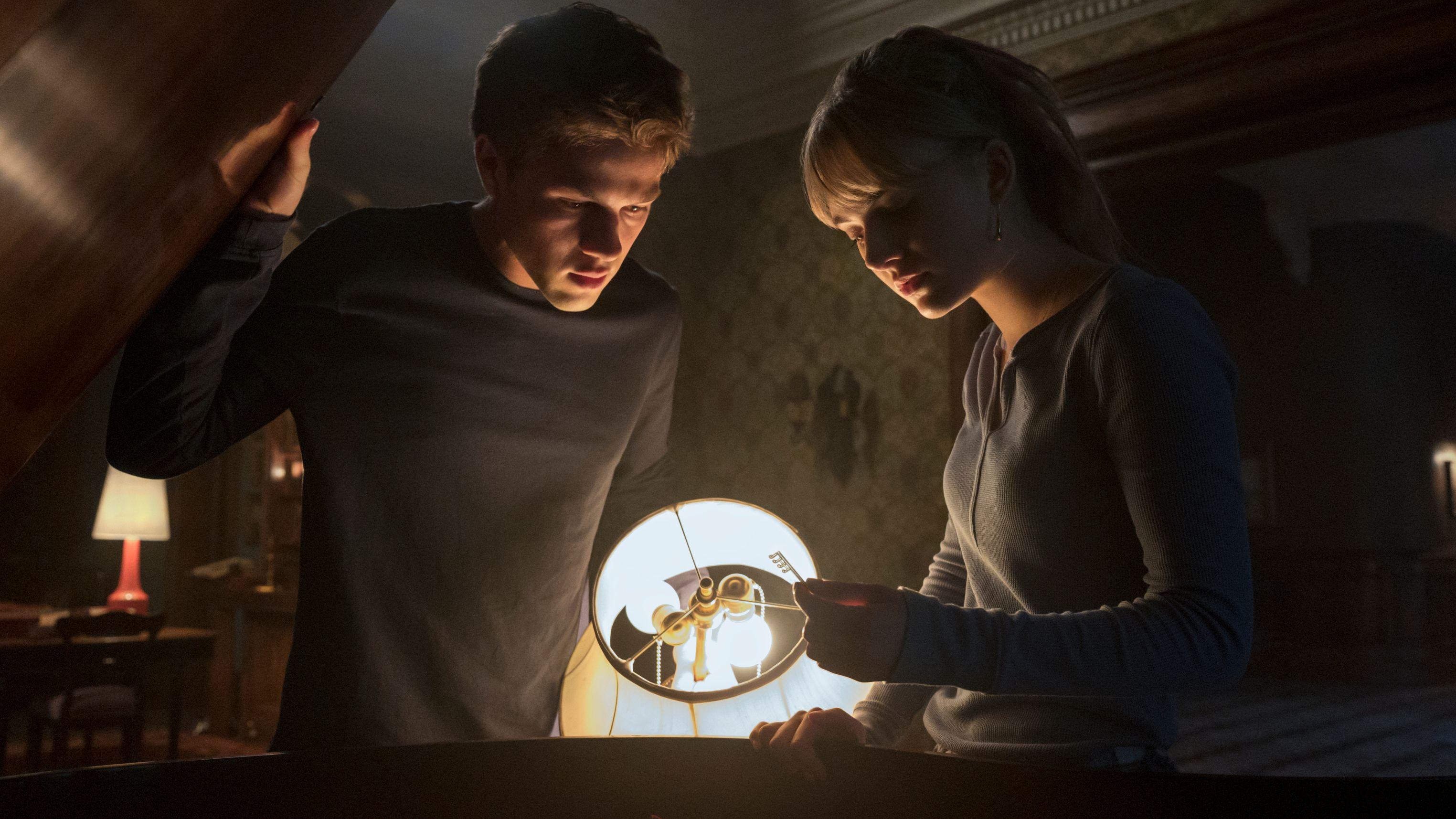 Tyler und Kinsey Locke kommen den magischen Schlüsseln aus dem Key-Haus auf die Spur