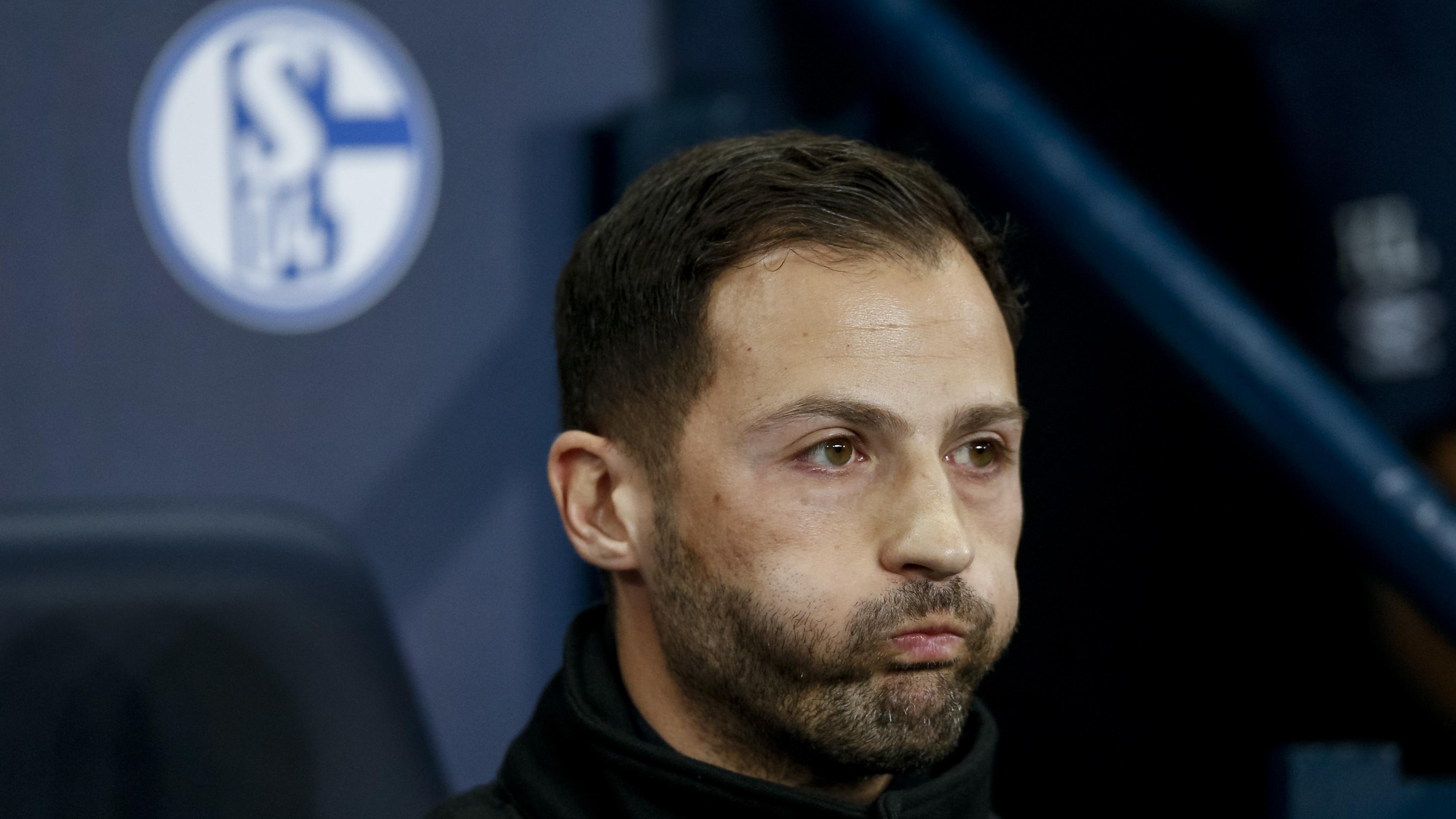 Fußball-Trainer Domenico Tedesco