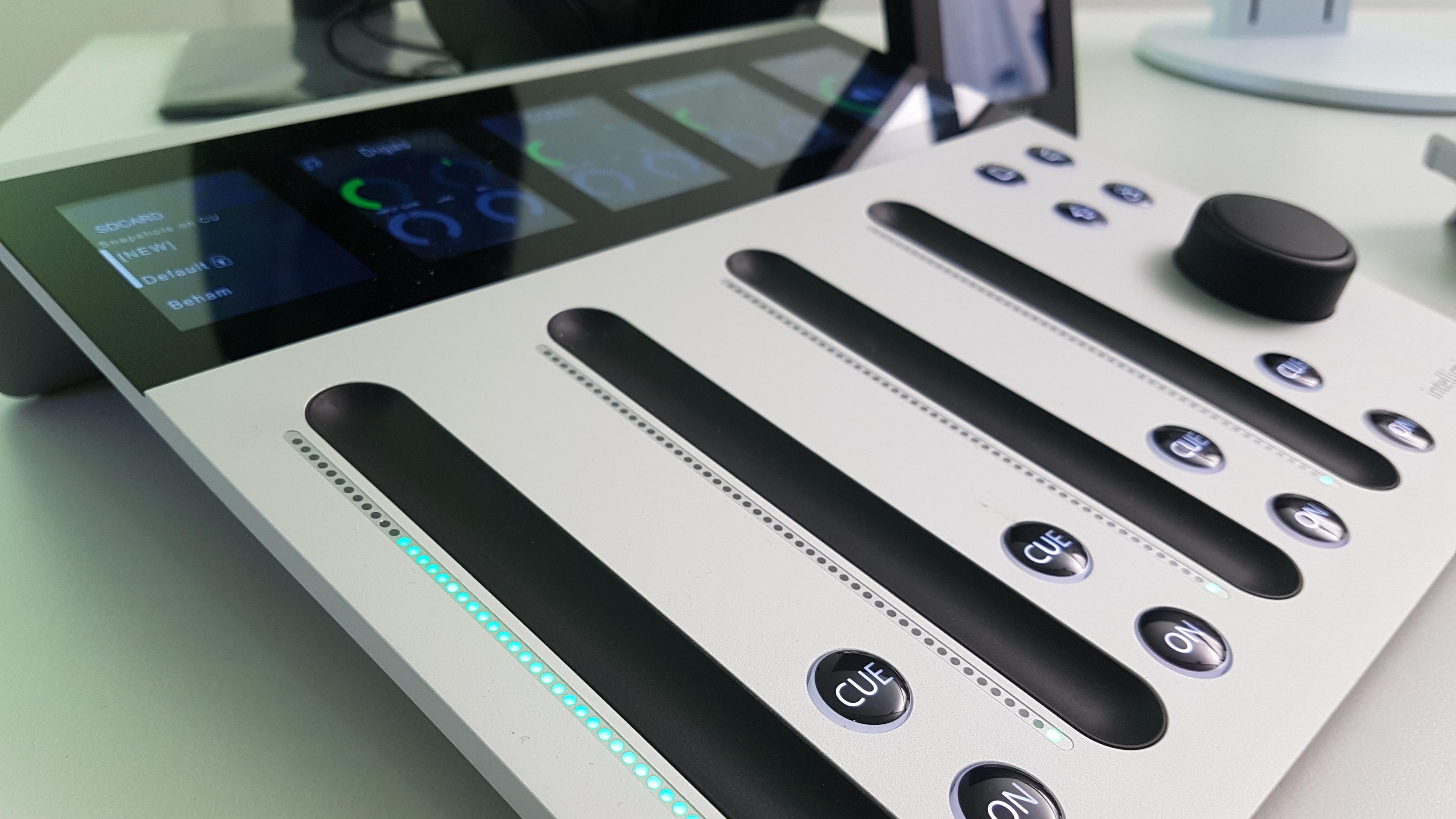 Neuste Technik macht eine schnelle Übertragung und Aufnahme möglich.