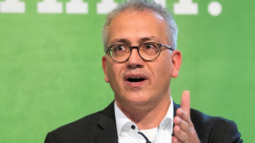 Tarek Al-Wazir | Bild:picture-alliance/dpa