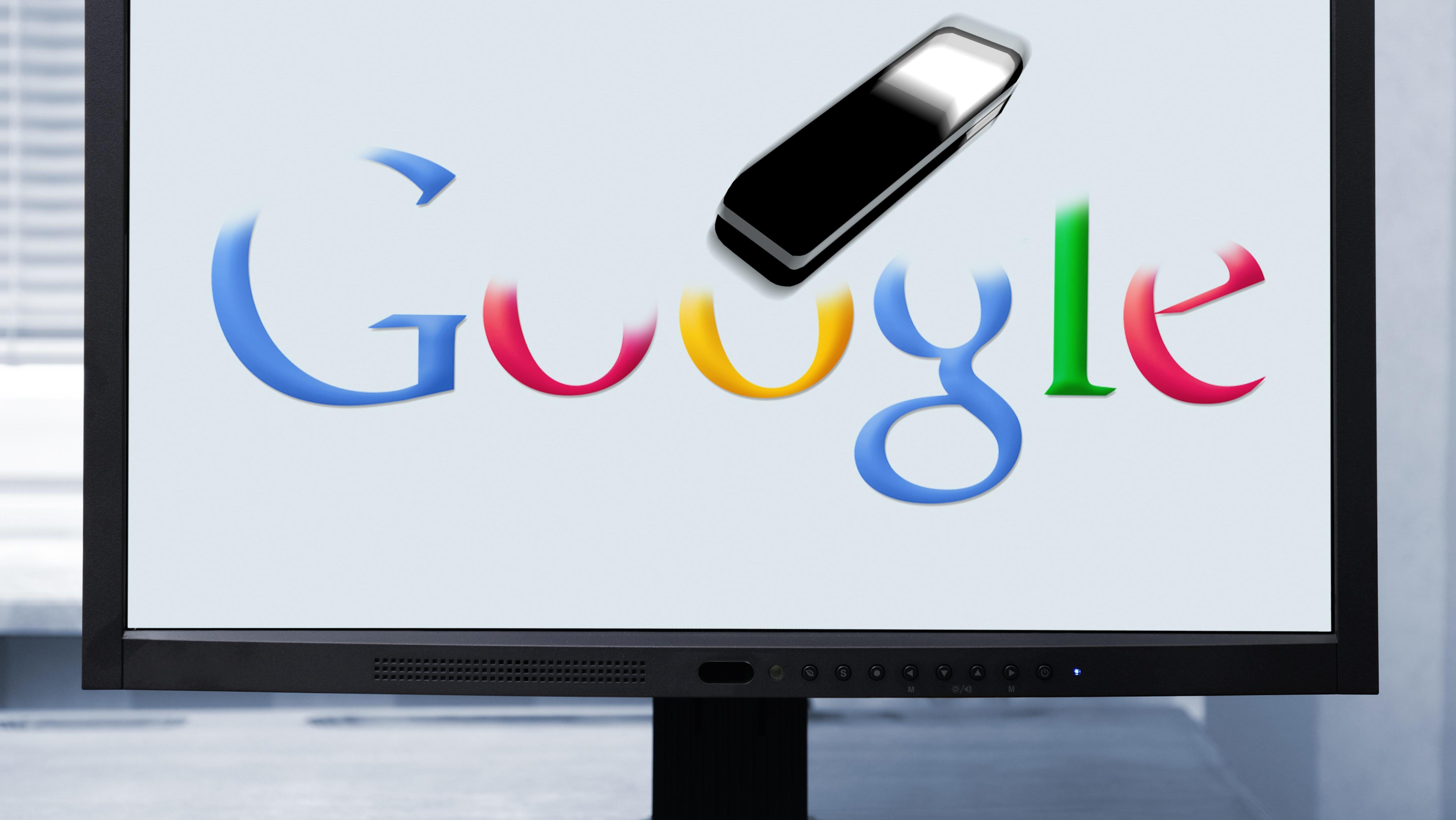 Wann muss Google löschen?
