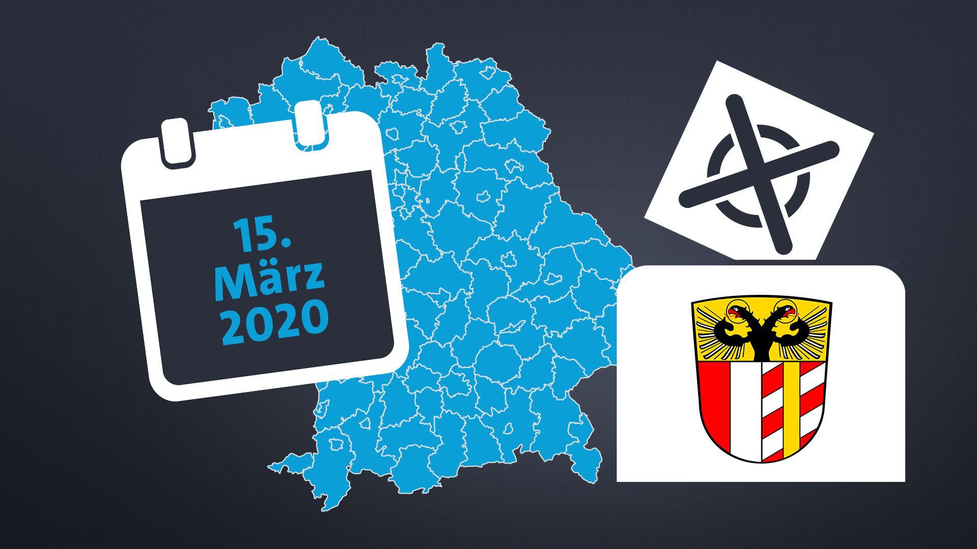 Kommunalwahl in Schwaben: Wo es spannend wird