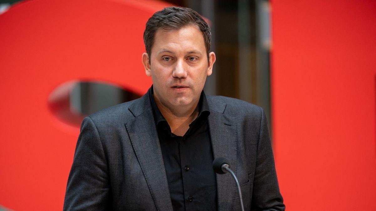 Lars Klingbeil, SPD-Generalsekretär