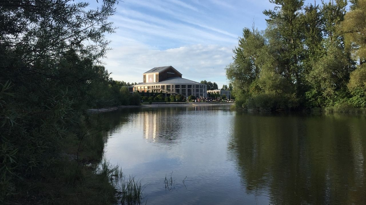 Festspielhaus Füssen am Forggensee