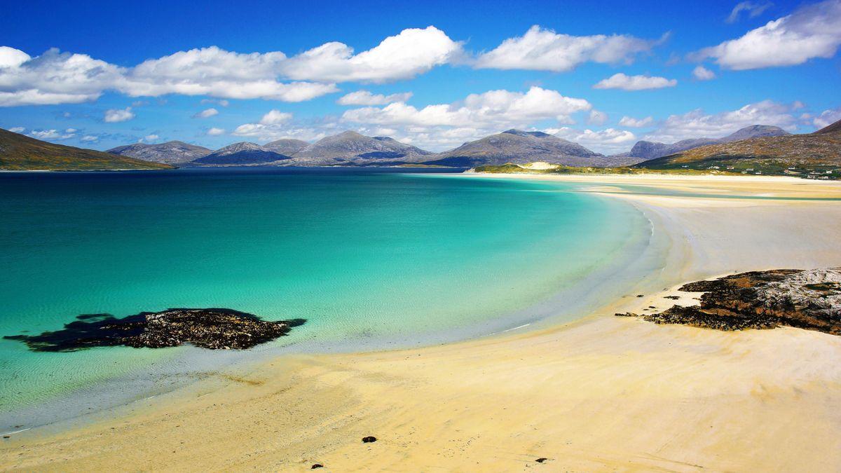 Harris - Schottische Insel der Äußeren Hebriden